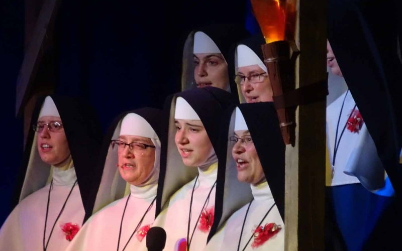 The Singing Nuns Christmas Concert, Mt. St. Michael Convent 2020 Who are the Singing Nuns?   The Singing Nuns