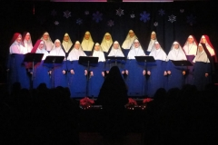 A closer look at the Sisters' choir
