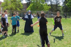 Field Day on St. Michael's Feast
