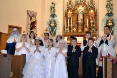 First Communion in Tacoma