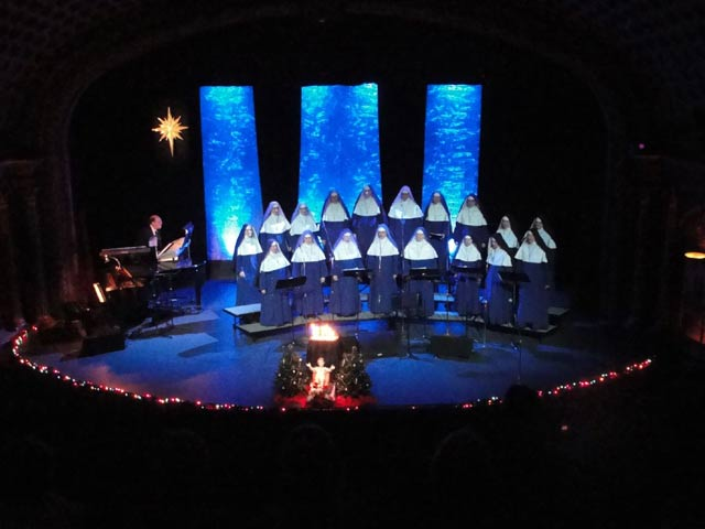 The Sisters' annual Christmas concert at the Bing Theatre in Spokane